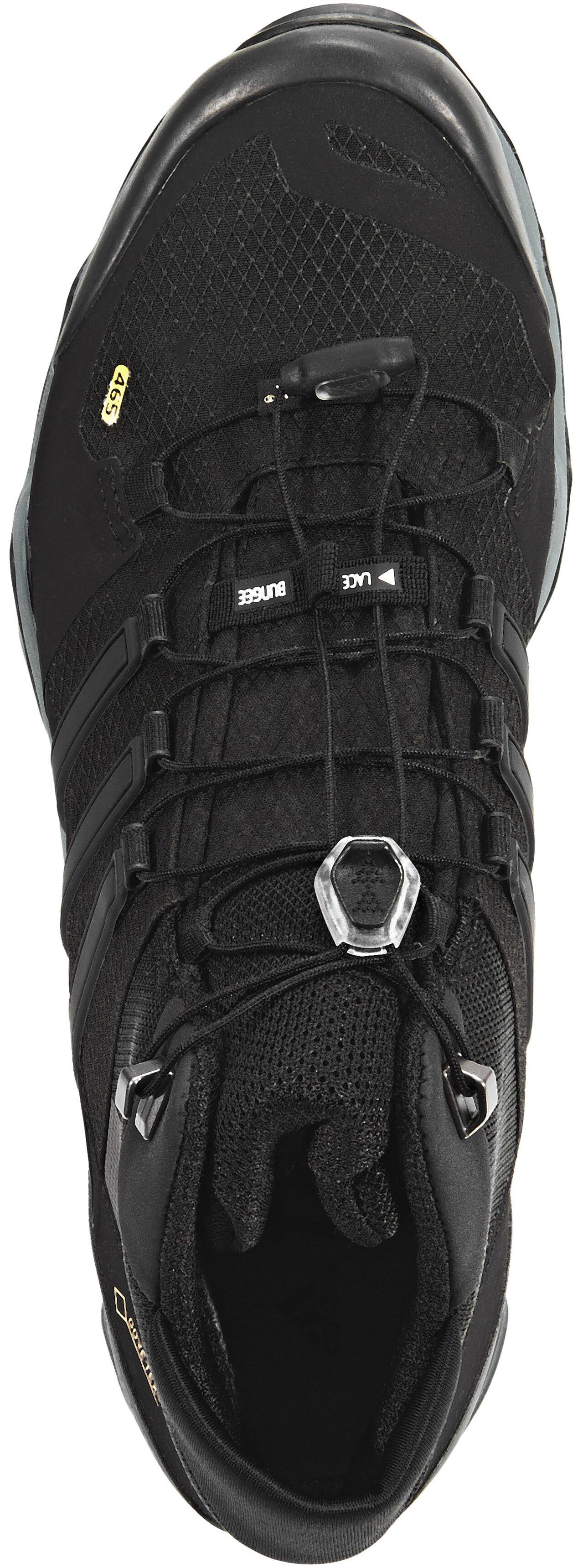 adidas terrex fast r mid gtx shoes men core black core. Black Bedroom Furniture Sets. Home Design Ideas